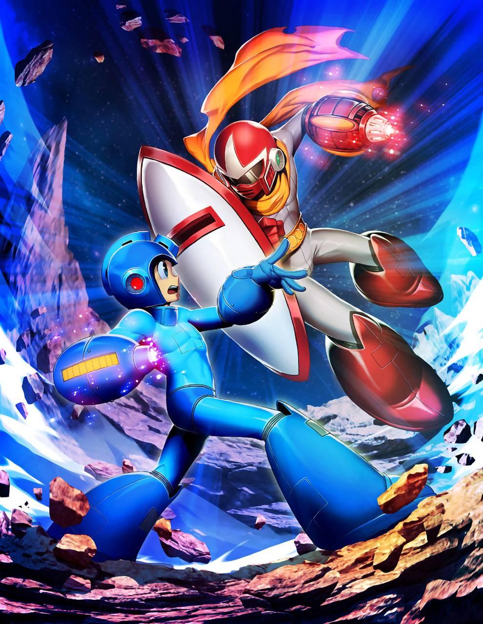 Mega Man  Proto Man