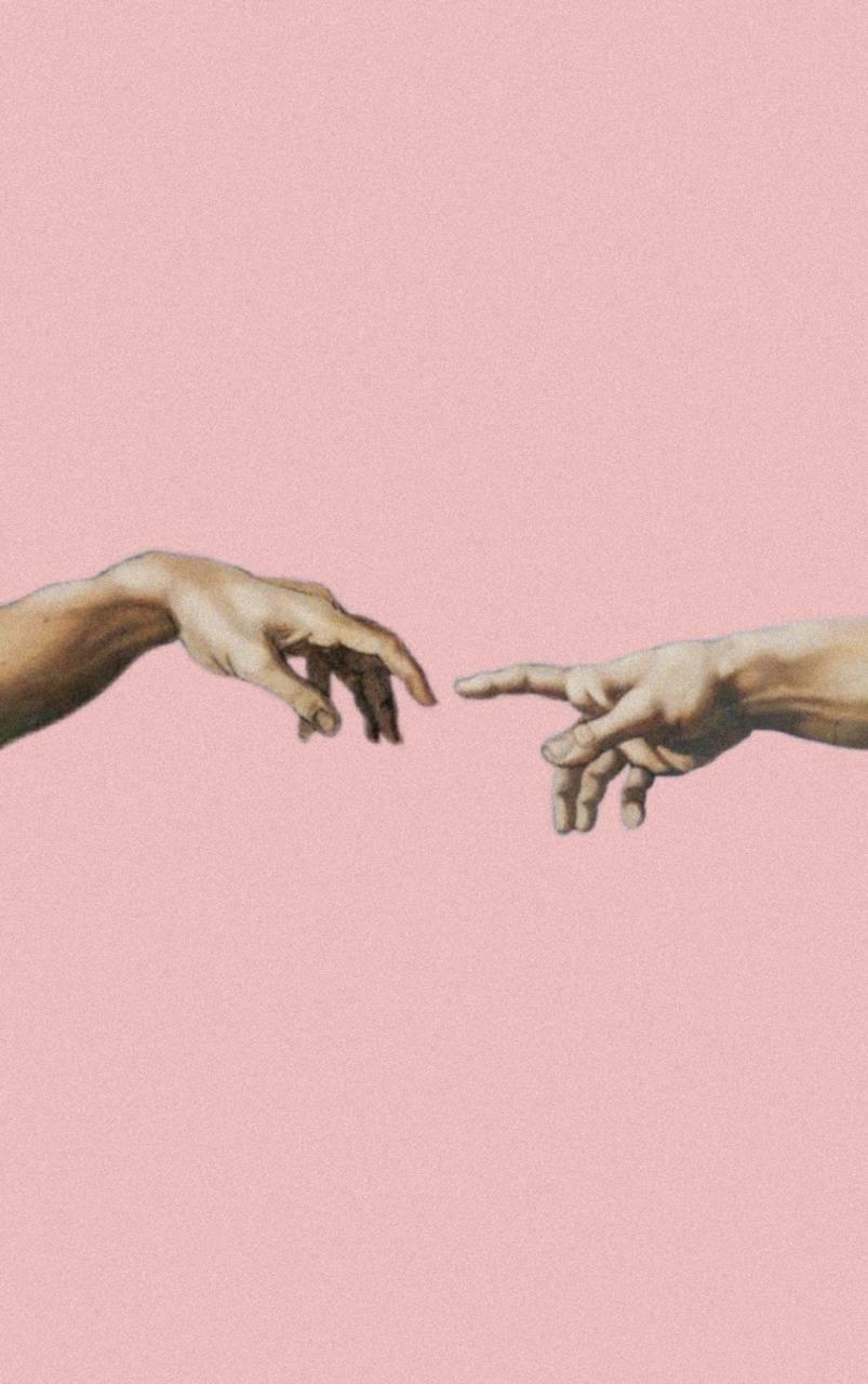 Hands aesthetic