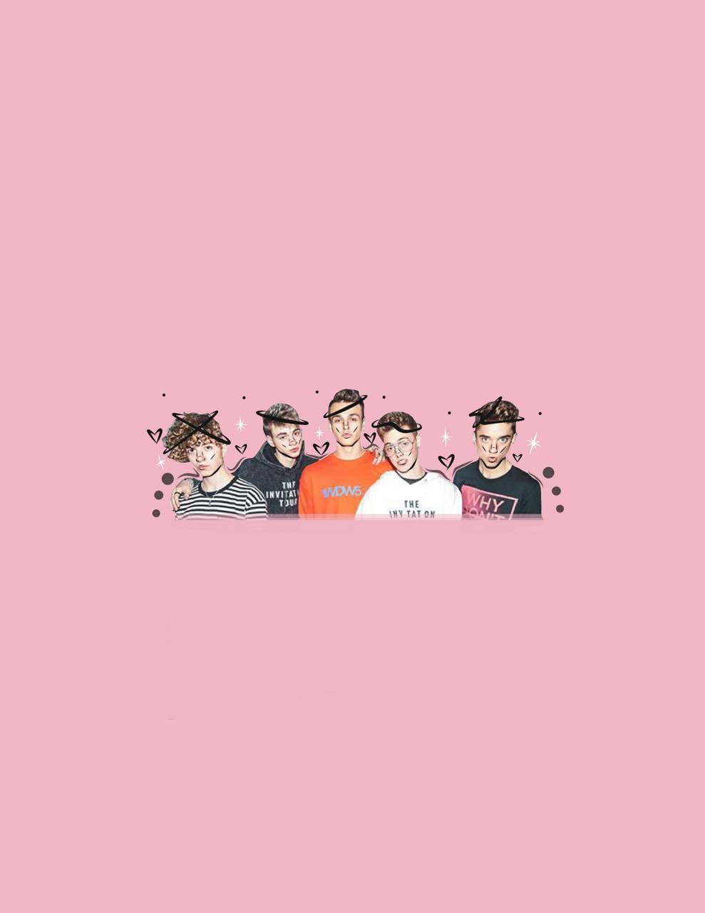 Why Dont We wallpaper by seaveyposts