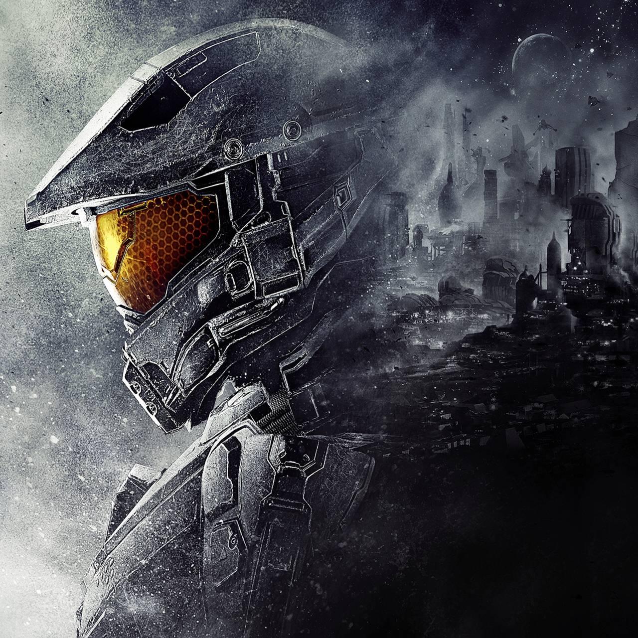 Halo 5 Mastier Chief