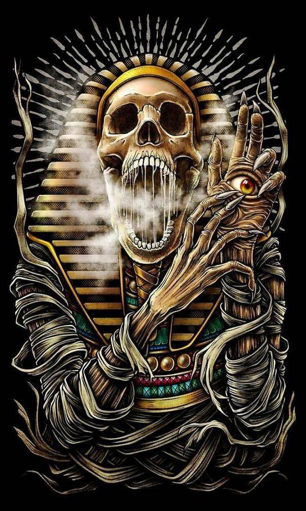 Pharaoh Wallpaper By Timothyczech