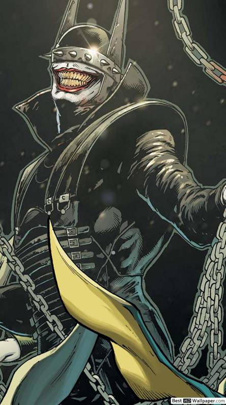 The Batman Who Laughs Ringtones And Wallpapers Free By Zedge
