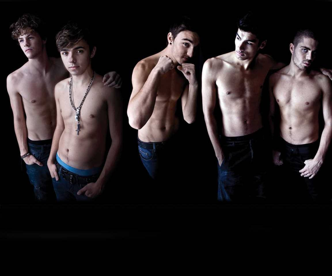 The wanted tom naked — img 13
