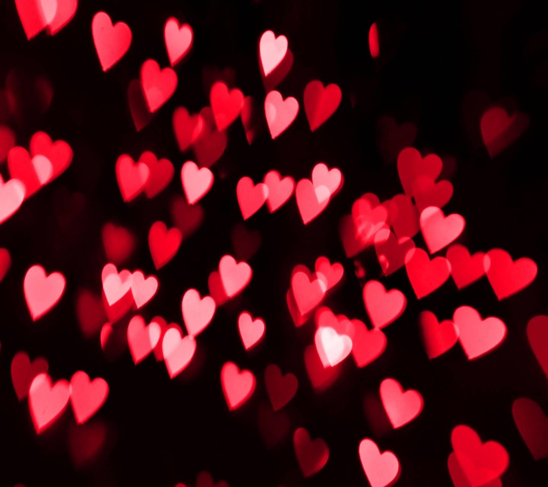 Valentine Bokeh