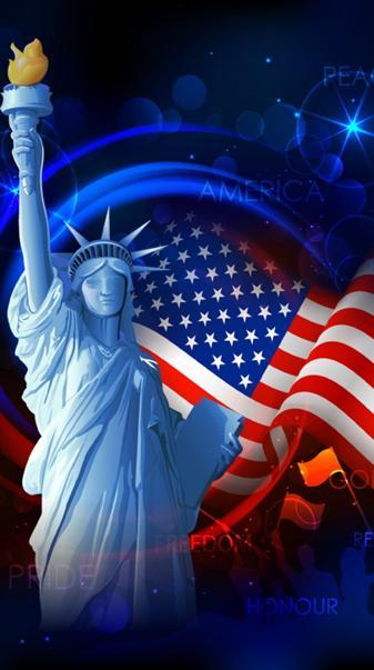 America July 4th