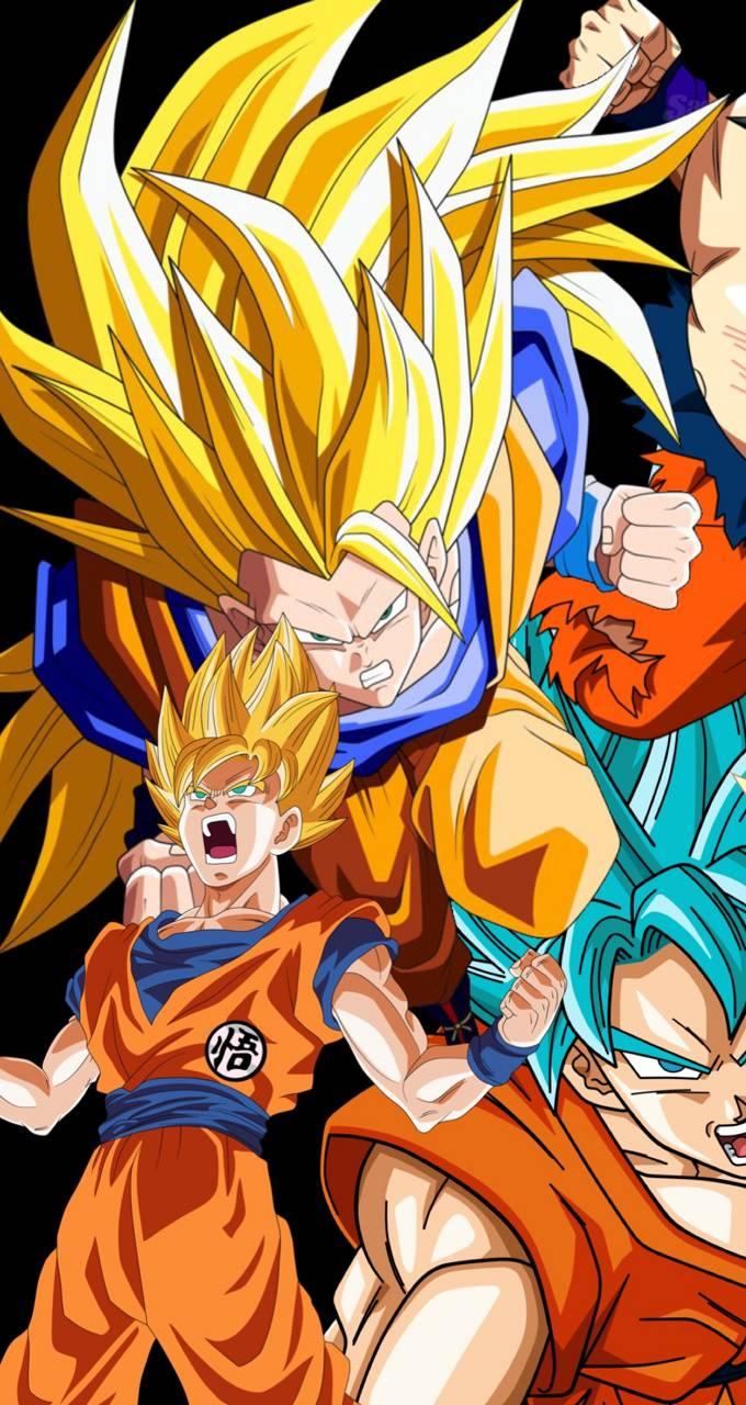 I am Goku