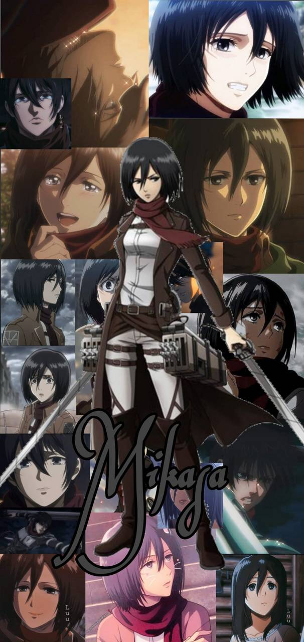 Mikasa - AOT