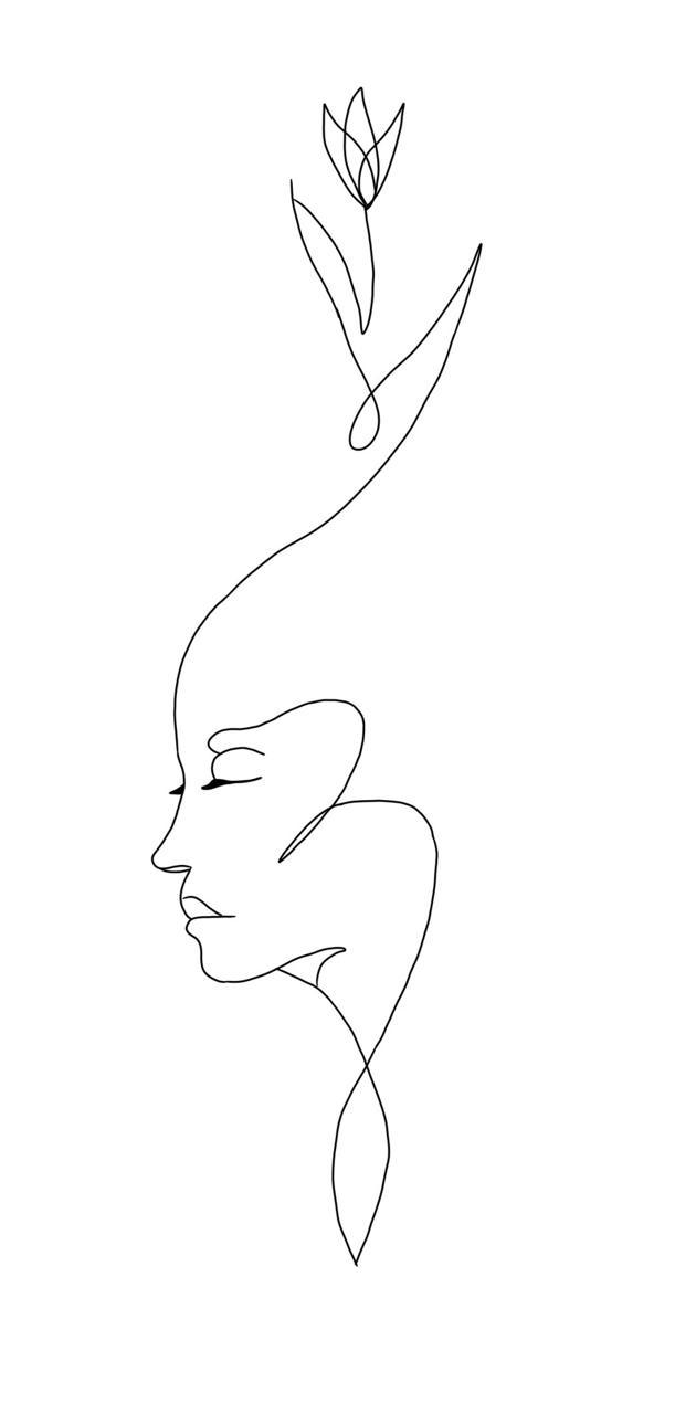Cute Simple Drawing
