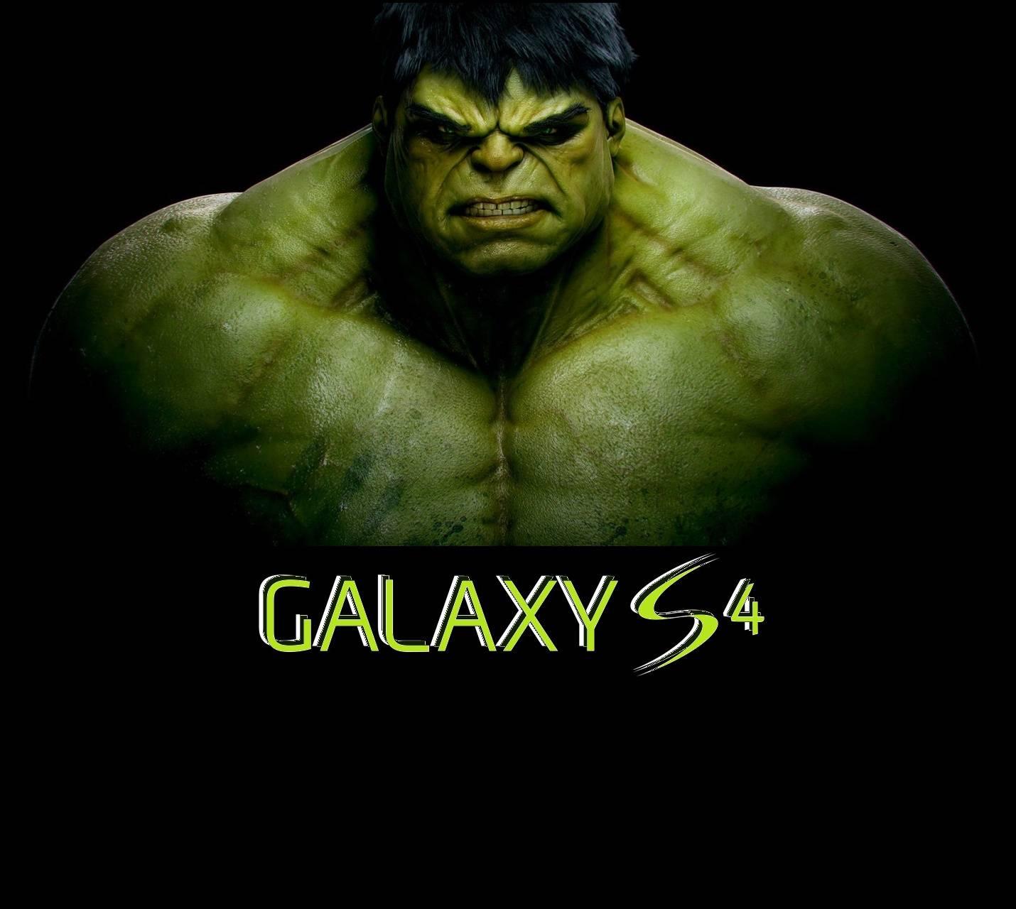 Hulk Galaxy S4