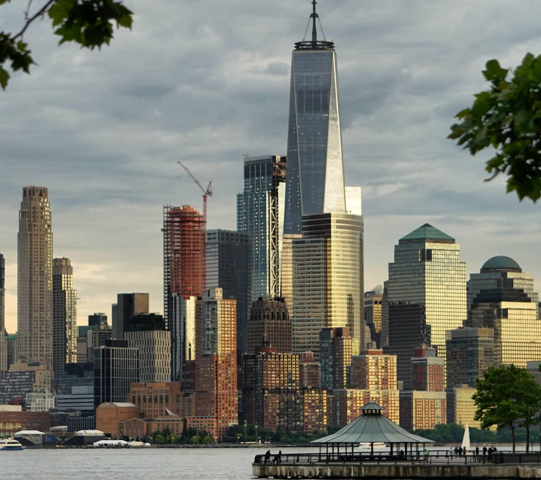 NYC from Hoboken NJ