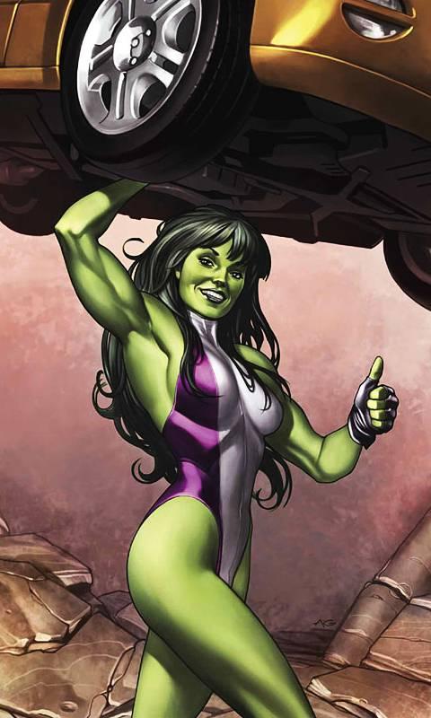 She Hulk Wallpaper By Sentry616 8b Free On Zedge
