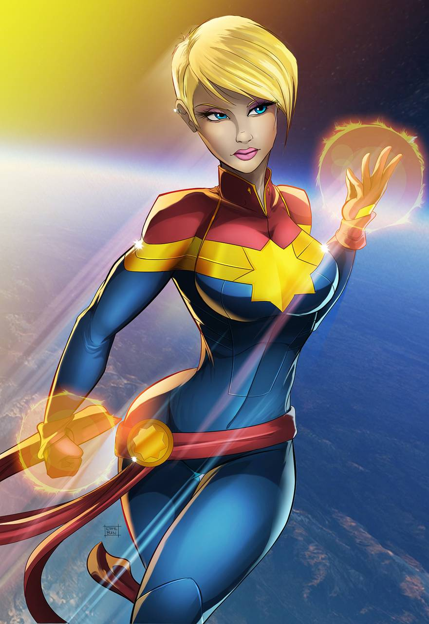 Captain Marvel Wallpaper By Super261983 Dc Free On Zedge