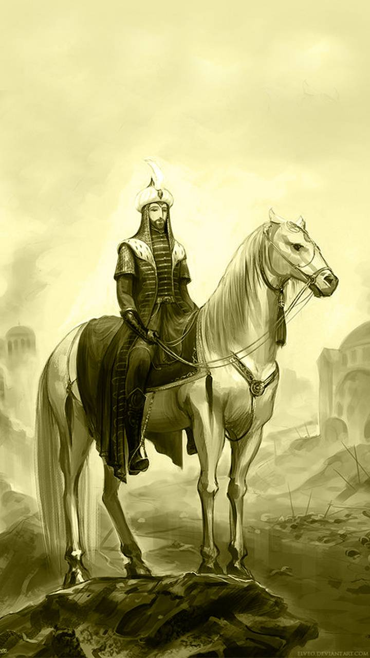 fatih sultan mehmet wallpaper by Ertugrulmdn - 18 - Free on ZEDGE™