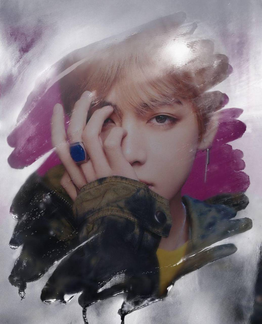 Kim Taehyung Bts Wallpaper By Annvina98 84 Free On Zedge