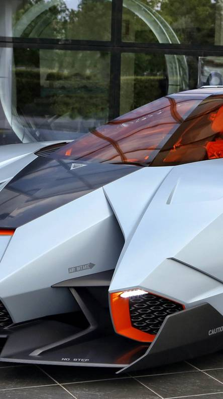 Lamborghini Egoista Wallpapers Free By Zedge