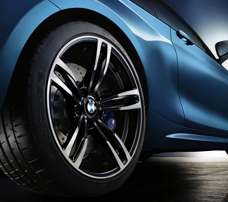 M2 Wheel