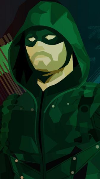 Green Arrow Art