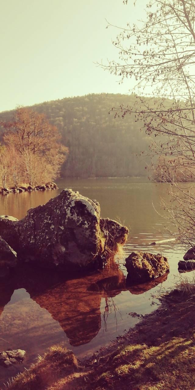Lac mountain