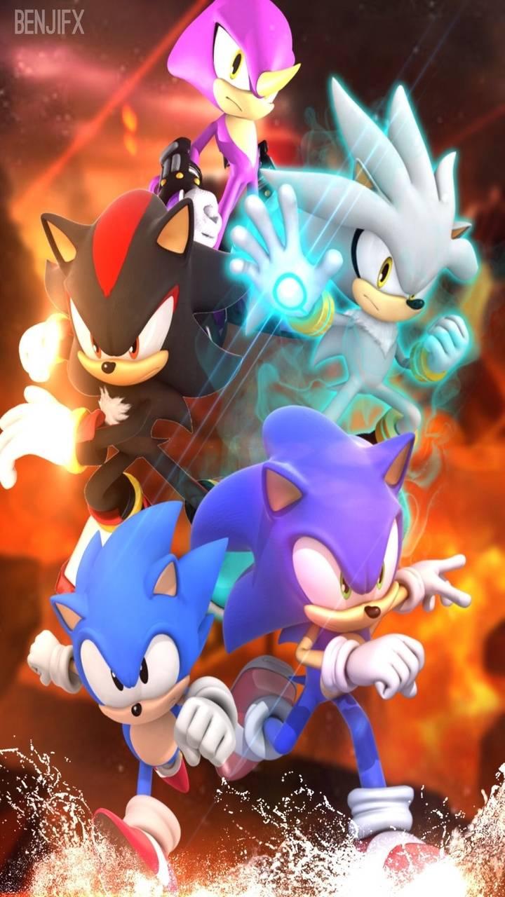 Sonic Forces Wp wallpaper by BlackSega - 52 - Free on ZEDGE™
