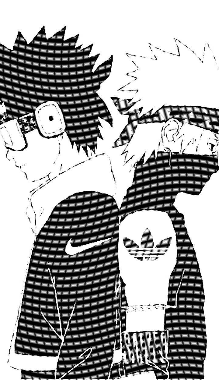 Kakashis and obito