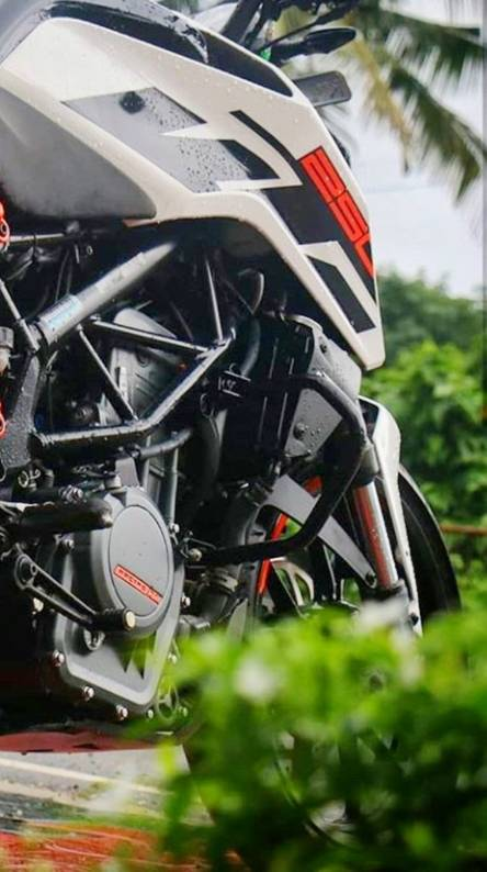 Ktm Duke 200 Images Hd Wallpapers