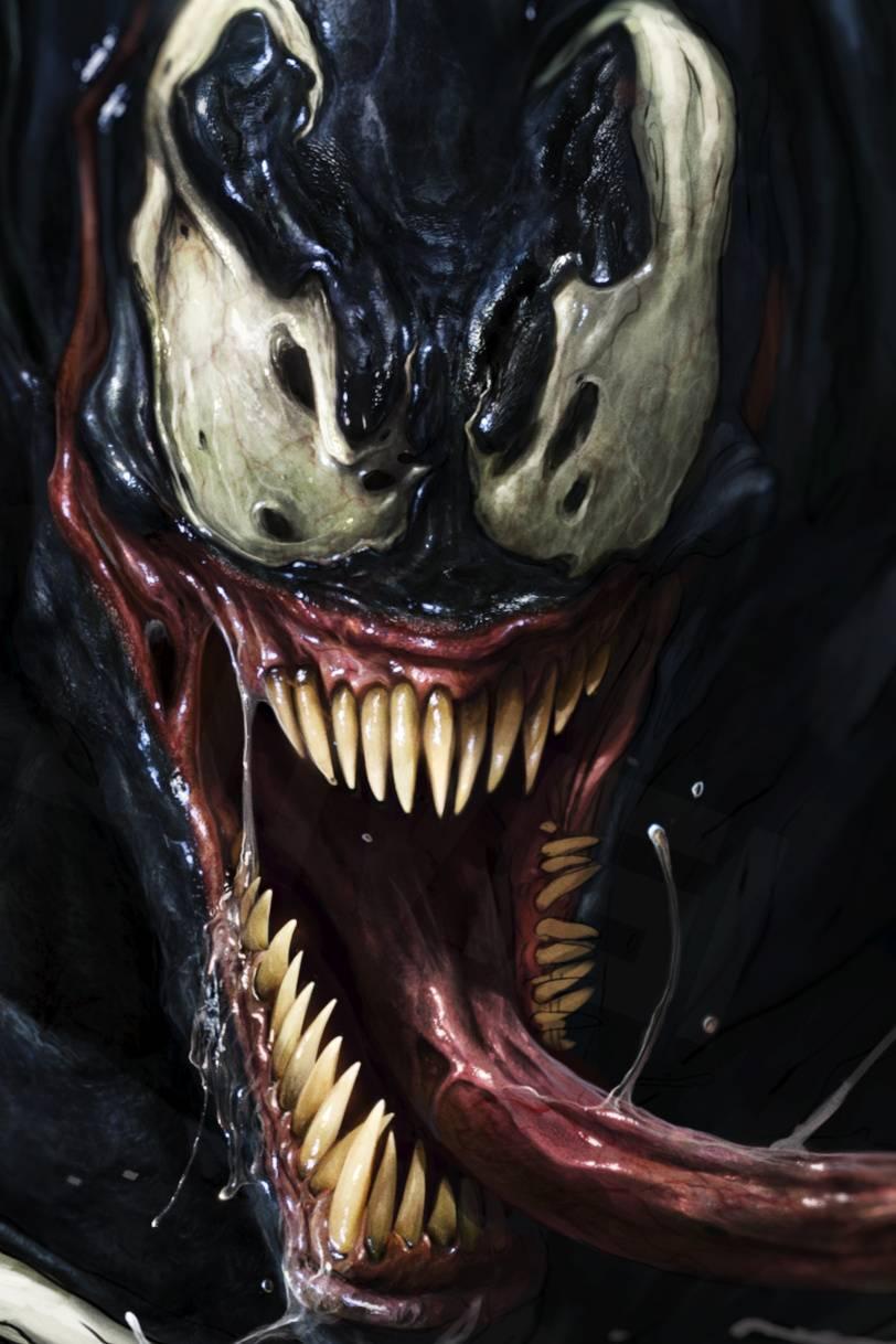 Venom Wallpaper By Bad4urhealth 1b Free On Zedge