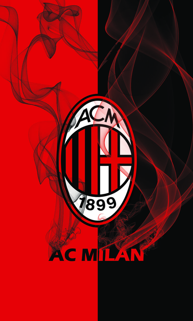 AC Milan Wallpaper By Malasee