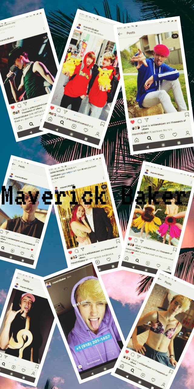 Maverick Baker