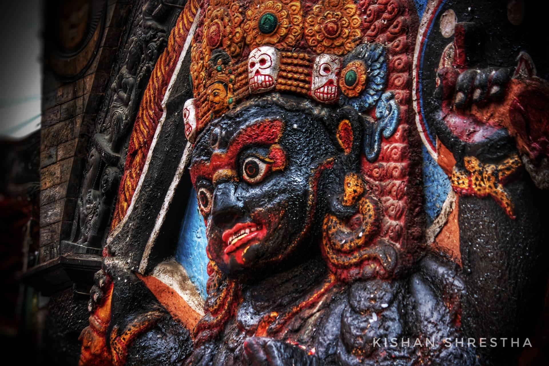God Kalbhairav