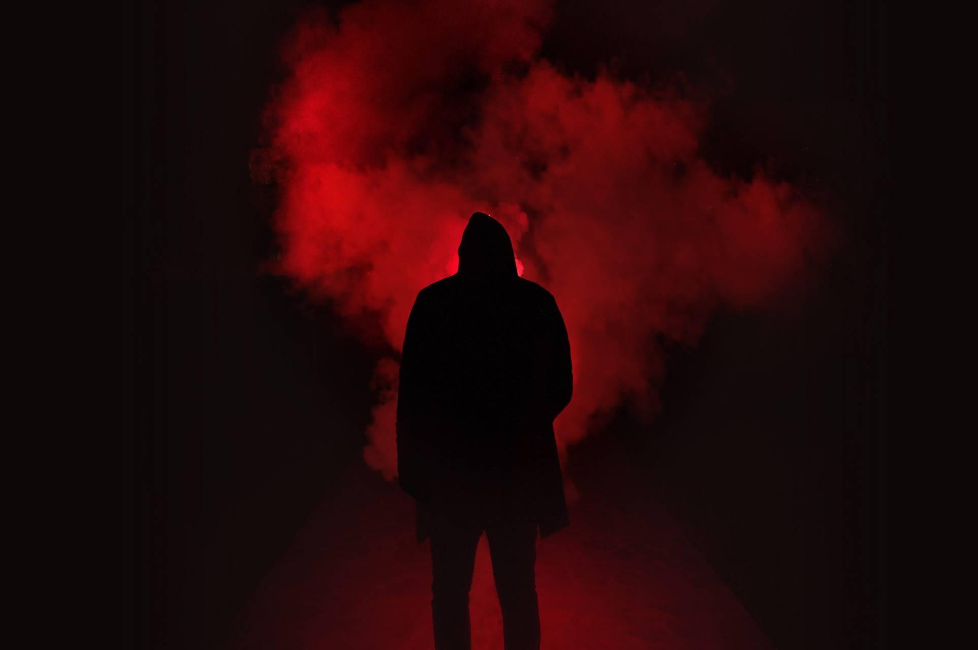 Red smoke