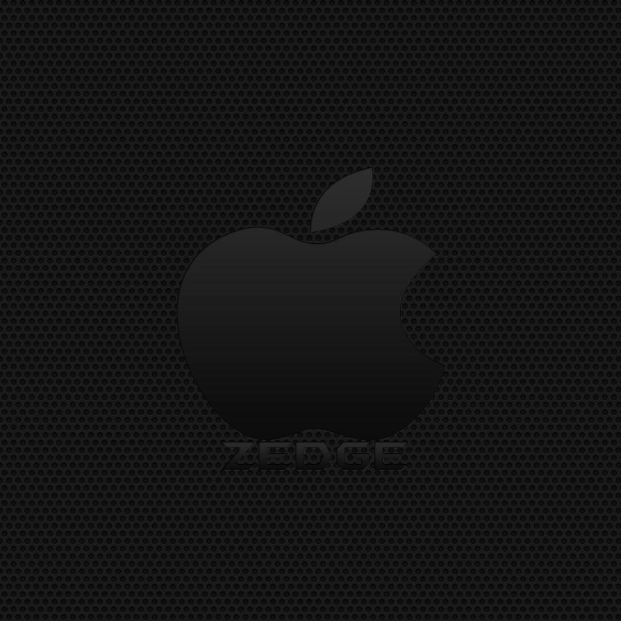 Apple Black Steel