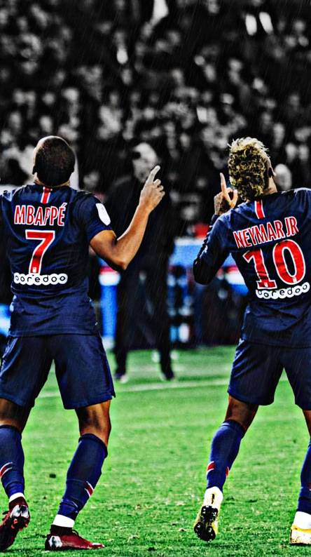 Mbappe And Neymar Ringtones And Wallpapers Free By Zedge