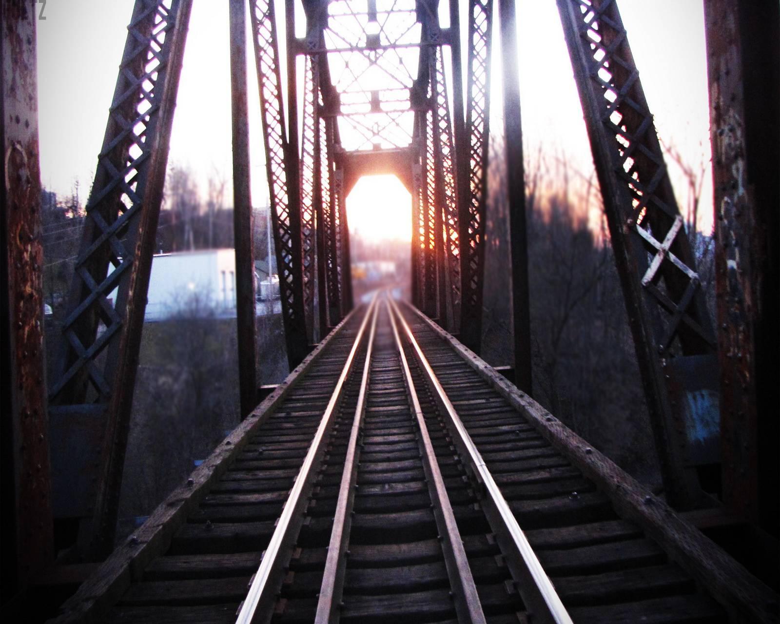 Train Track Hd