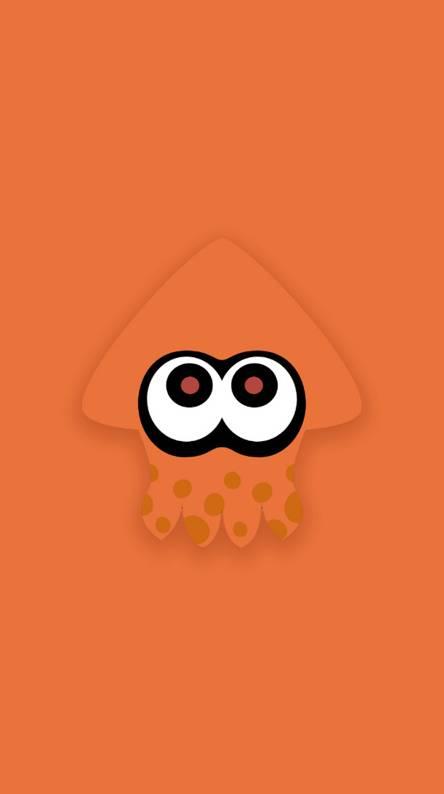 Orange Squid