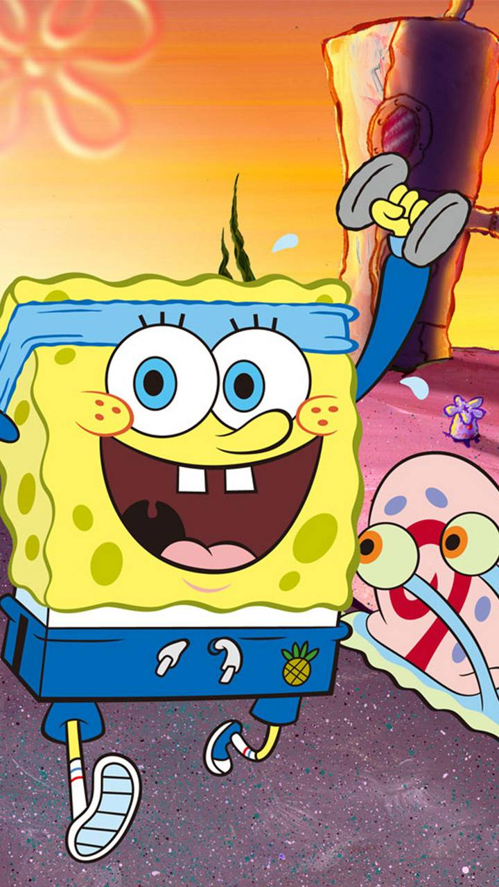 Spongebob Wallpapaer I Phone