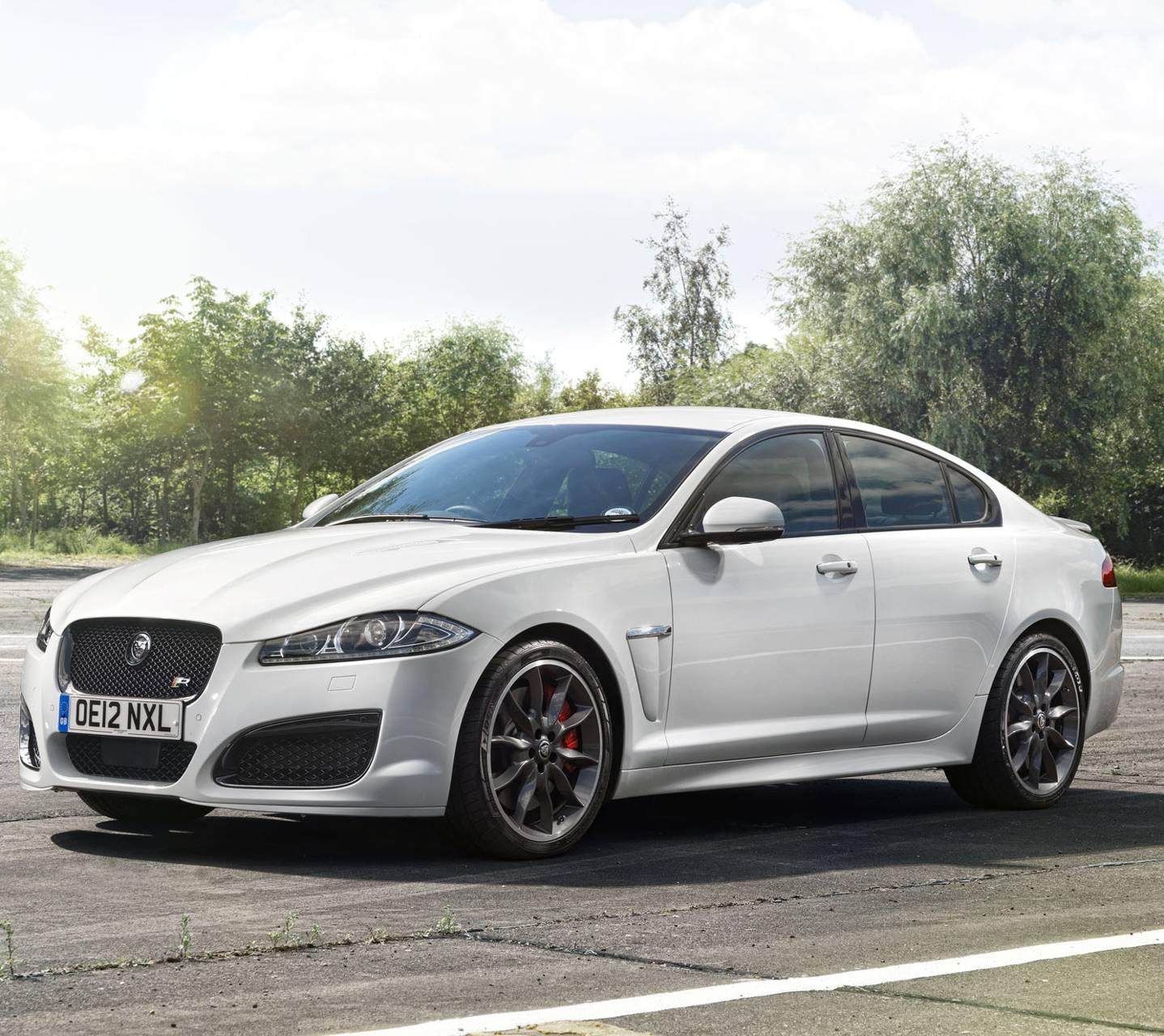 Jaguar Xfr Speed