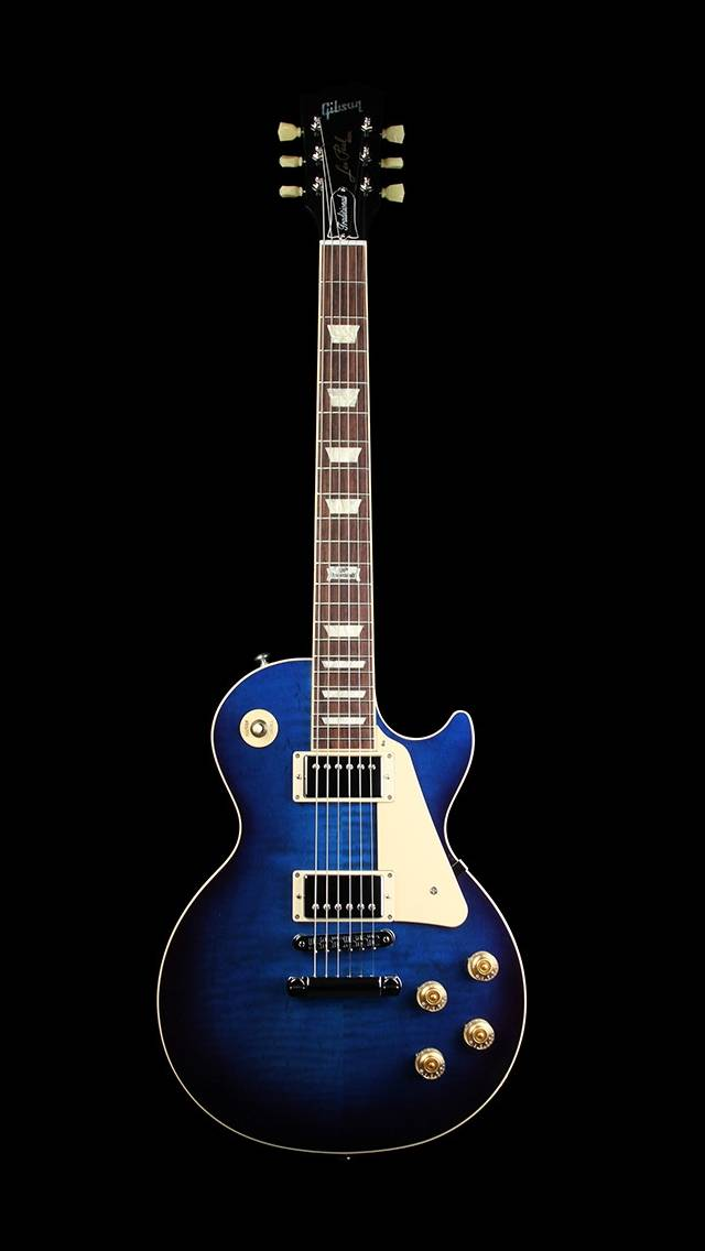 Gibson Les Paul Wallpaper By Dusan147 43 Free On Zedge