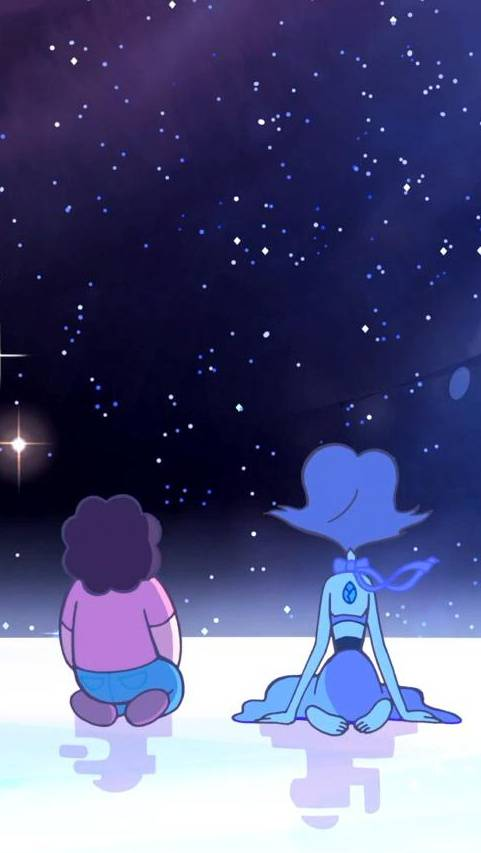 Steven and Lapis