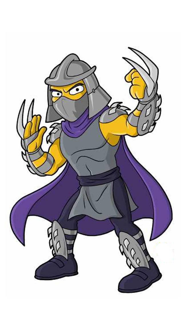 Simpsons Shredder