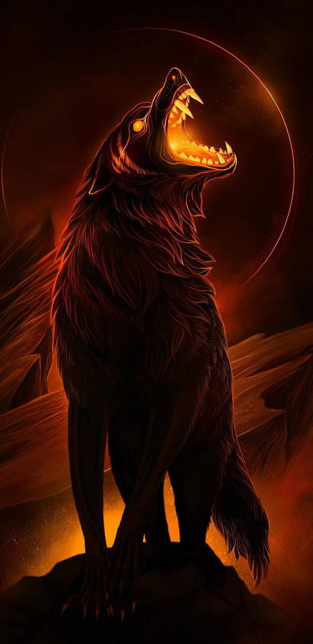 Glowing Howl