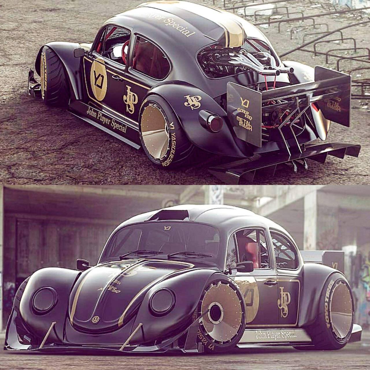 Drag Volkswagen