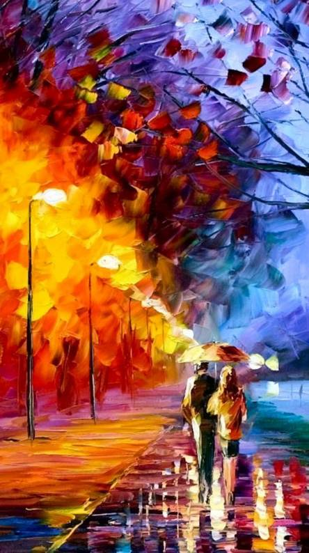 Painting Couple