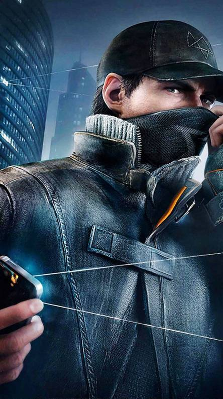 Watch Dogs Aiden Pearce Wallpapers Free By Zedge