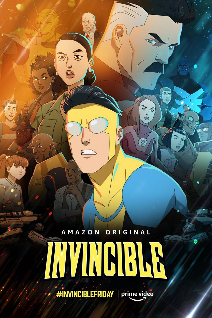 Invincible wallpaper by storybot78 - f8 - Free on ZEDGE™