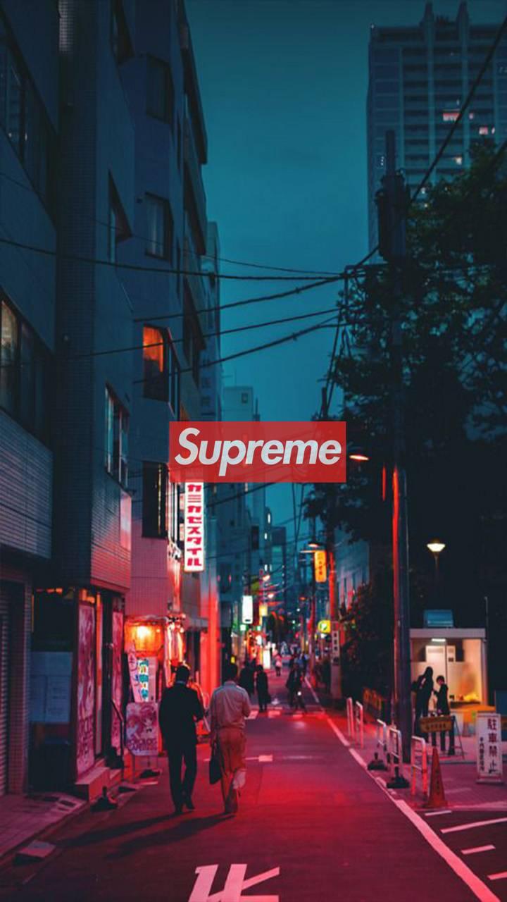 supreme tokyo