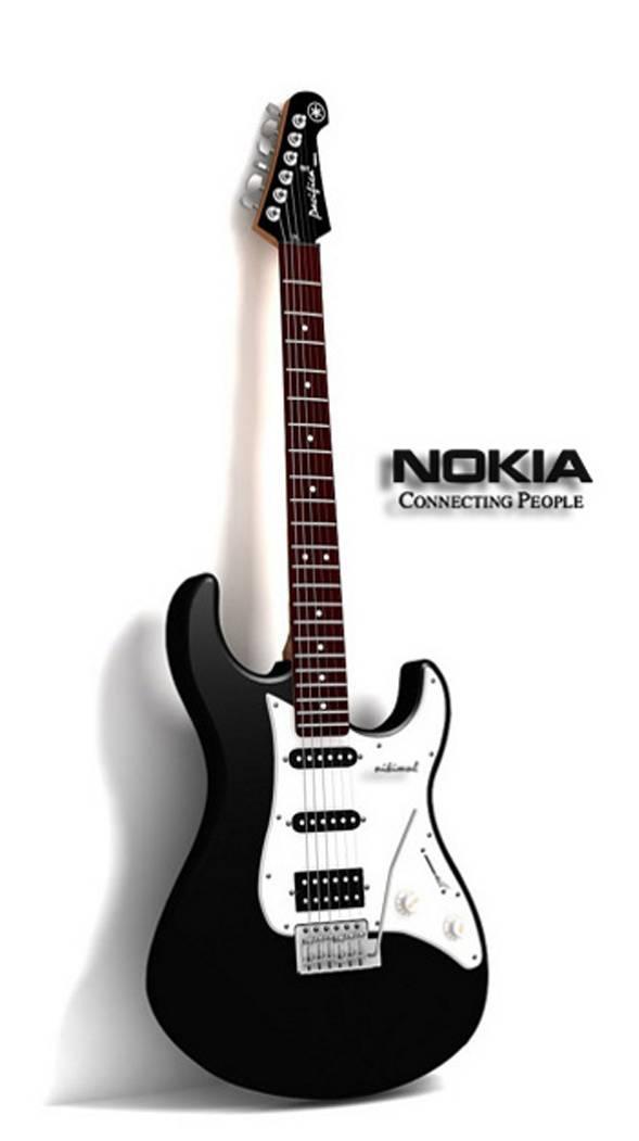Nokia Guitar