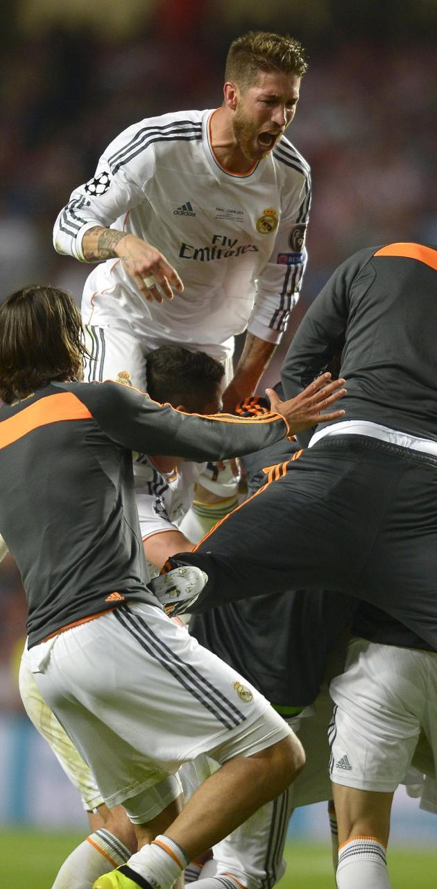 Real Madrid 10