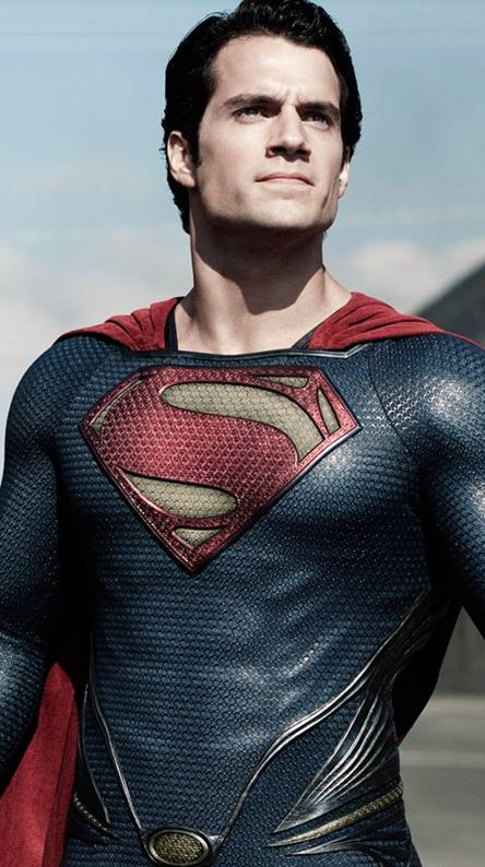 Man Of Steel Henry Cavill Wallpaper