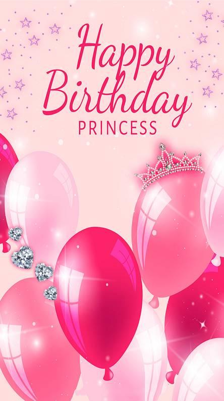 greetings princess