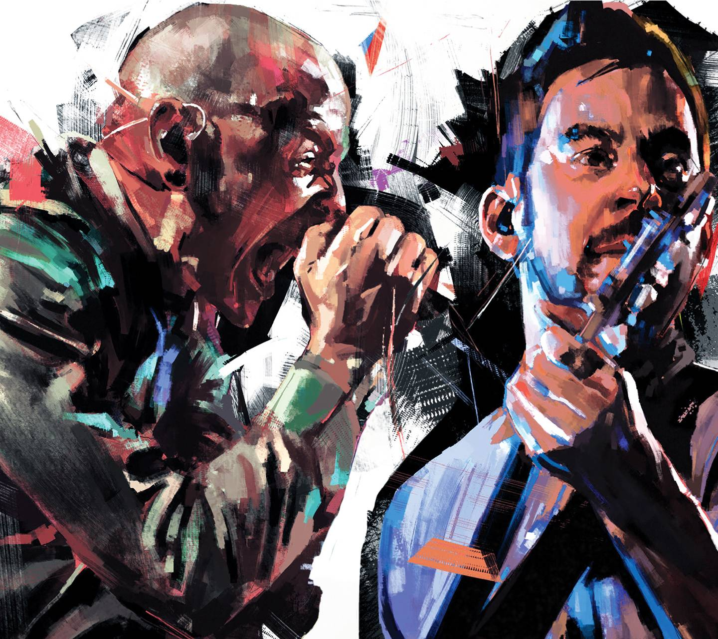 Linkin Park Wallpaper By Kirill2812 2a Free On Zedge
